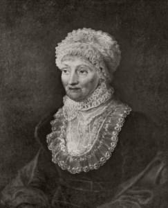 Retrato de M. F. Tielemanm. Fonte: Wikipedia.
