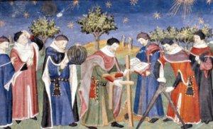 Artista descoñecido, principios do século XV.