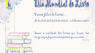 convite final dia mundial livro