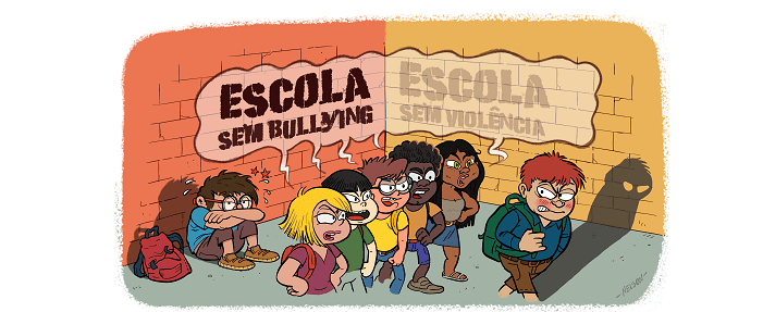 Escola sem bullying e cyberbullying