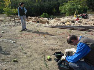 estudios arqueológicos