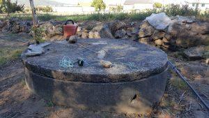 Inventario de puntos de agua