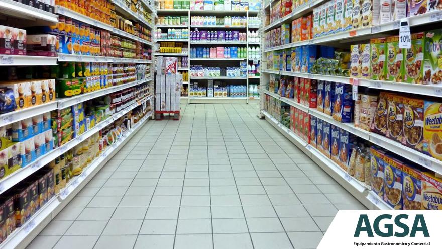 ¿Donde comprar Gondolas para minimarket en Lima peru?