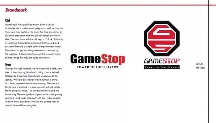 GameStop ReBranding