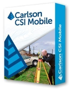 Carlson CSI Mobile | Advanced Geodetic Surveys, Inc.