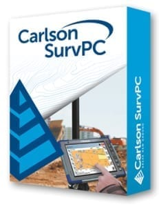 Carlson SurvPC | Advanced Geodetic Surveys, Inc.