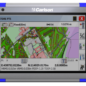 Carlson Software RT3 Rugged Tablet | Advanced Geodetic Surveys, Inc. | Data Collector | GPS Mapping