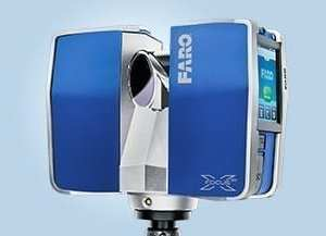FARO Focus 3D X330 Laser Scanner