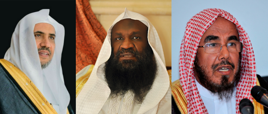 AGSIW | The Enlightened Sheikhs of the New Saudi Arabia