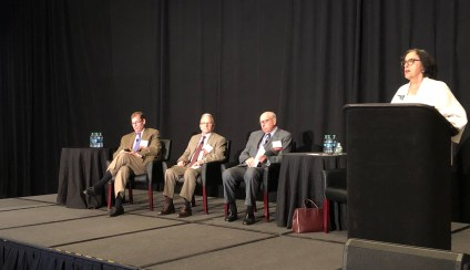 AGSIW led a panel discussion at the Global Offset and Countertrade Association conference.