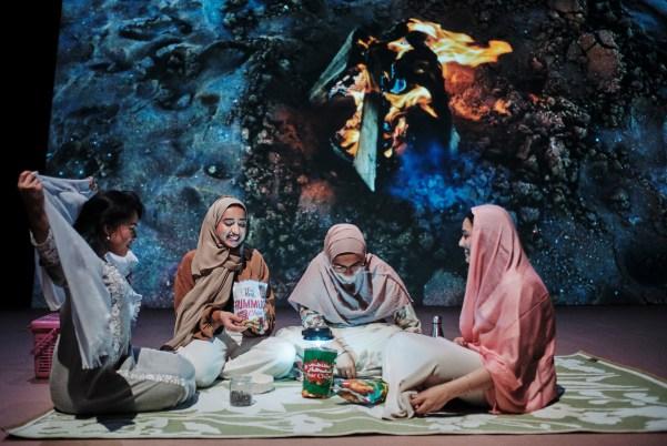 New York University Abu Dhabi, January 23. (Waleed Shah)