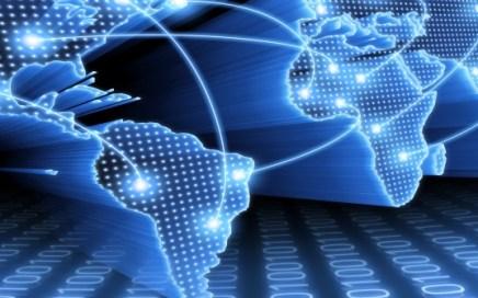 Mapa comunicaciones global