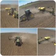 Planting photos from UAS