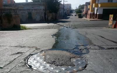 Prioriza Jumapam atención a fugas de agua potable