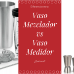 Diferencia entre vaso mezclador y medidor