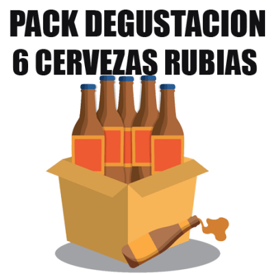 pack cerveza