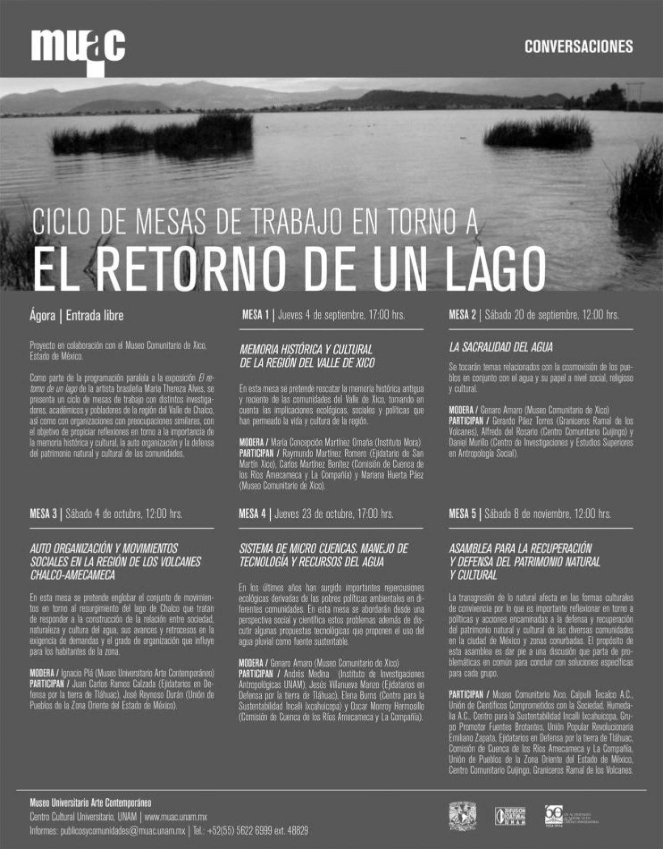 El Retorno de un Lago