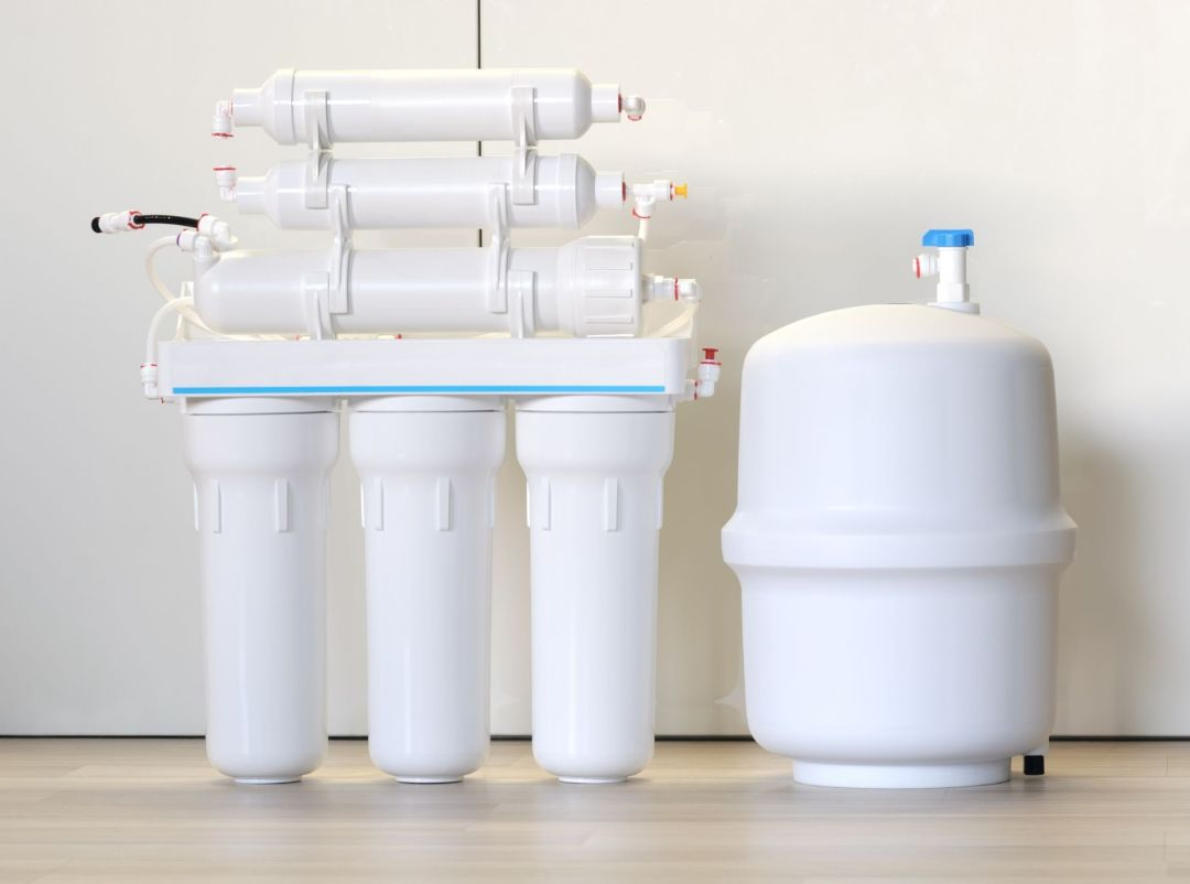 Sistema purificacion Osmosis Inversa