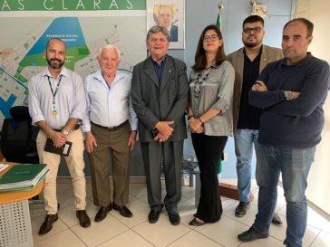 Administração de Águas Claras faz reunião para facilitar abertura de empresas