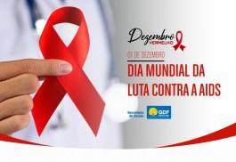 No Dia Mundial da Luta Contra a Aids, Saúde fará várias ações no DF