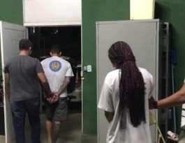 PCDF prendeu suspeitos de assalto à joalheria do DF Plaza em outubro