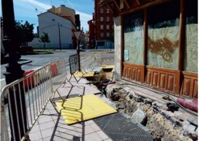 Calle del Carmen con Bulevar