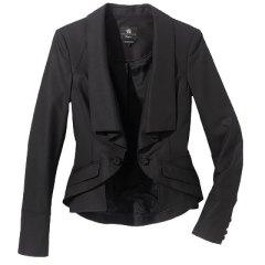 blazer preto