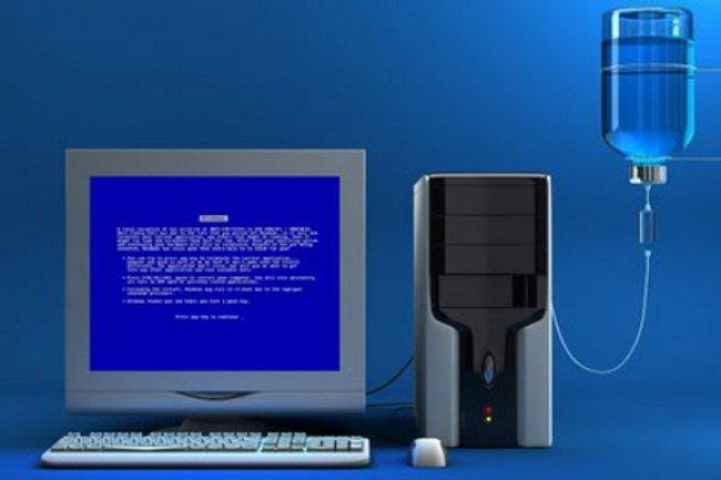 Computador Avariado