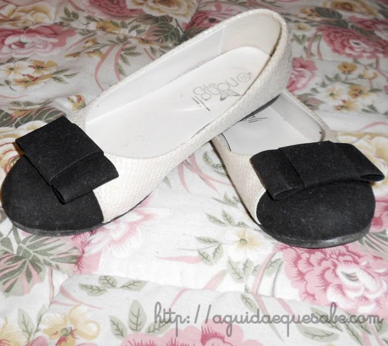 sapatos sabrinas oasap chanel loja online moda lotd look do dia trendy