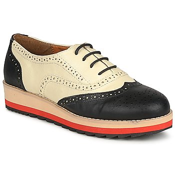 oxford brogues sapatos de plataforma do coxo