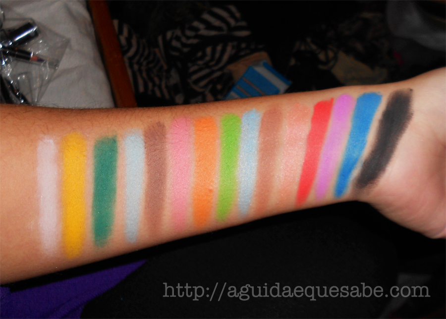 pb cosmetics maquilhagem low cost makeup dupes review swatch