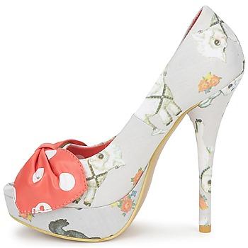 peep toe stiletto pump sapatos salto alto vintage iron fist pinup rockabilly