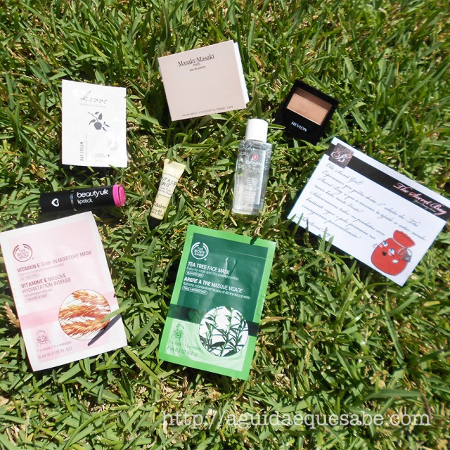 secret bag beauty box beleza maquilhagem makeup review subscrição