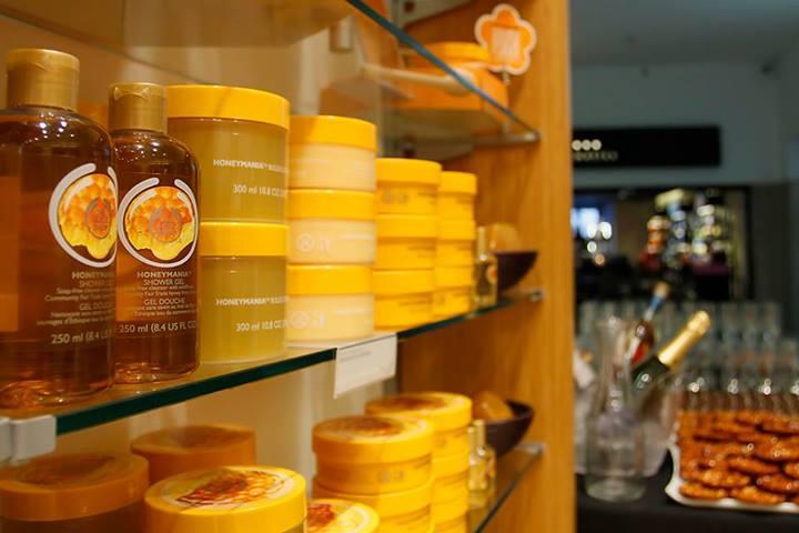 the body shop mel honey honeymania review resenha beauty makeup beleza vegan cruelty free