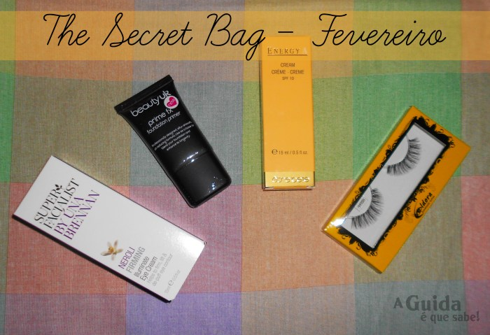 secret bag beauty box resenha review opinião swatch blog beleza