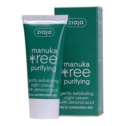 manuka tree mandelic acid mandélico ziaja acne noite notino