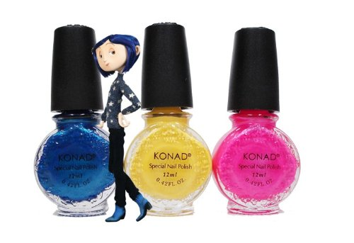 Konad – Coraline