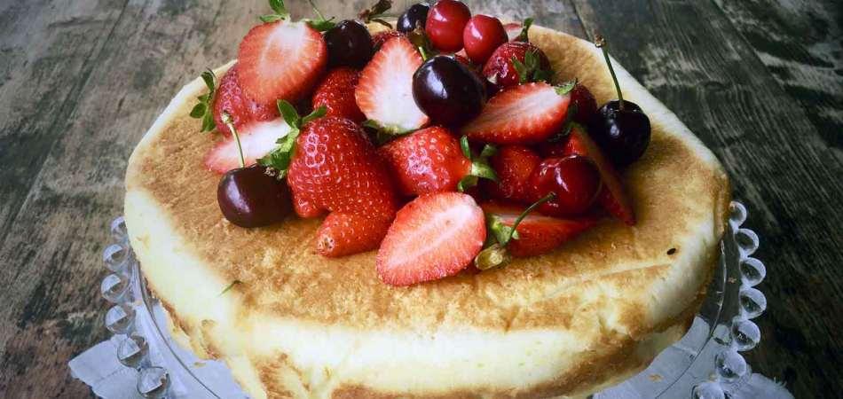 How To Make Almond Ricotta Cake