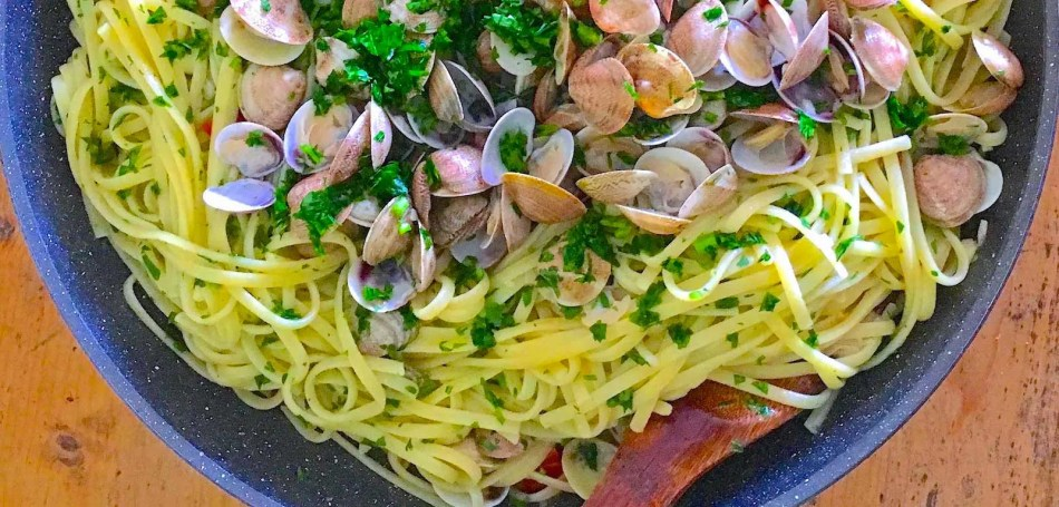 How To Make Spaghetti With Clam Sauce