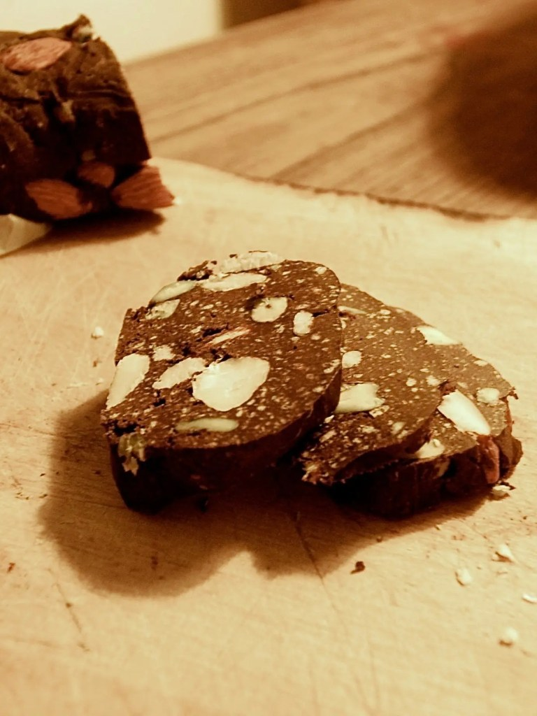 How To Make Salame Di Cioccolata – Chocolate Salami