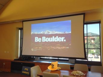 NAFSA, 2016, Colorado Boulder, university, campus tour
