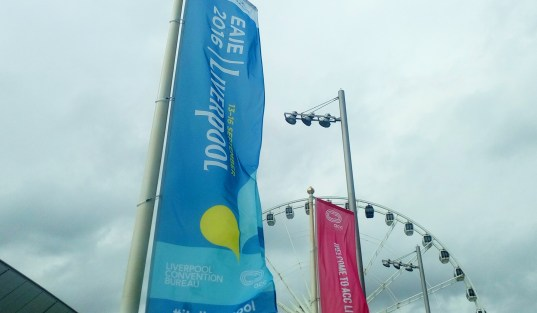 EAIE Conference 2016 Liverpool