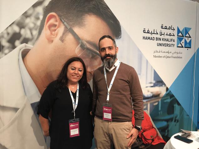 Abdullah Gül University, AGU, EURIE 2017, partnerships, Hamad Bin Khalifa University, Qatar
