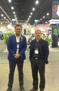 Abdullah Gül University, AGU, NAFSA 2017, partnership, international collaboration,