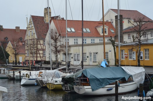 View from Christianshavn waterfront.