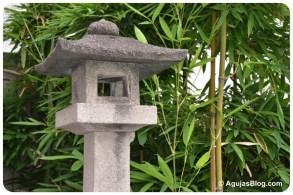 Tokyo - at a shrine garden
