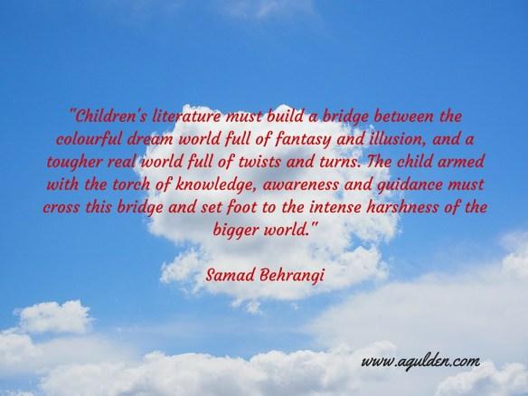 My Favourite Authors: Samad Behrangi