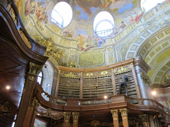 State Hall Austrian National Library