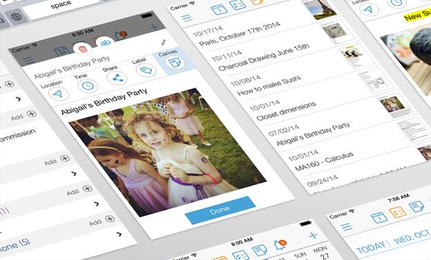 Screenshot aplikasi gratis dari 24me