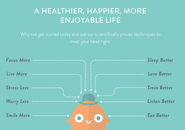 Lebih Sehat & Lebih Bahagia Untuk Nikmati Hidup
